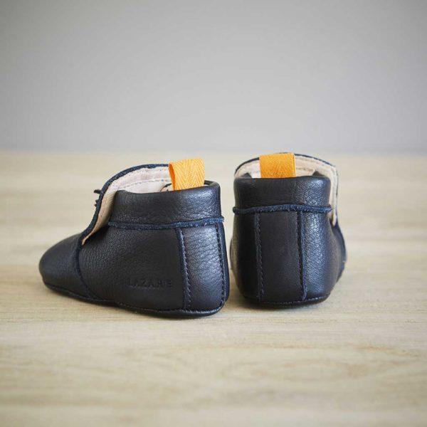 120783ef2ac9f Chaussons bébé - Modèle Basile - Lazare Kids Shoes