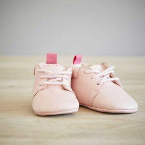 Chaussons bébé Colombe