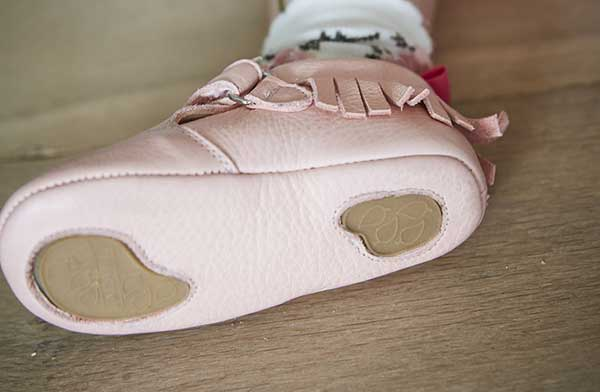 Chaussons pour la marche