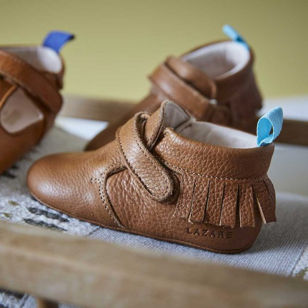 Lazare chaussons bébé Eliot