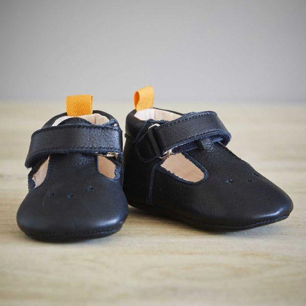 Lazare chaussons bébé modèle César