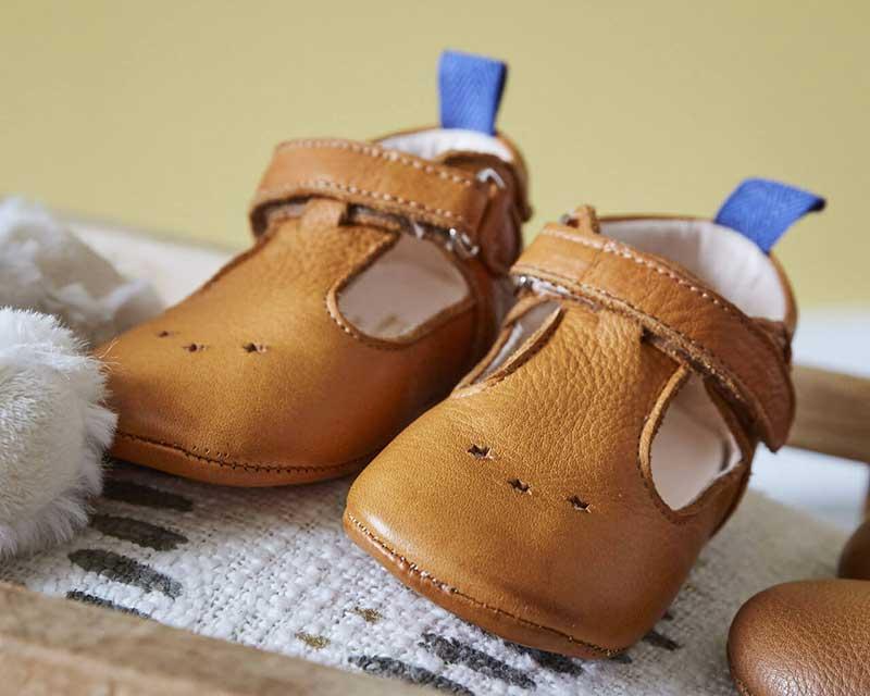 Chaussons pour les premiers pas