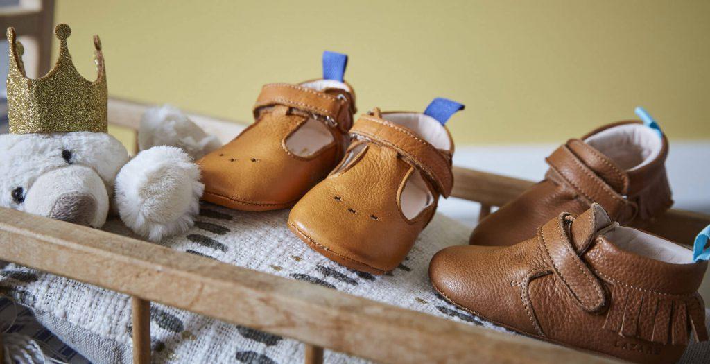 Chaussons de marque Lazare