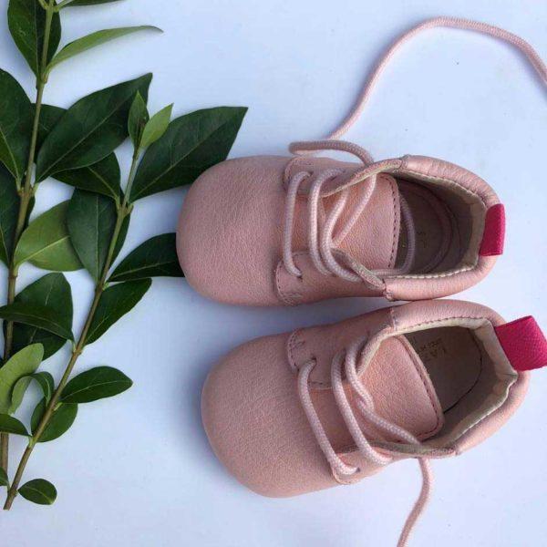 Chaussons pour enfant rose