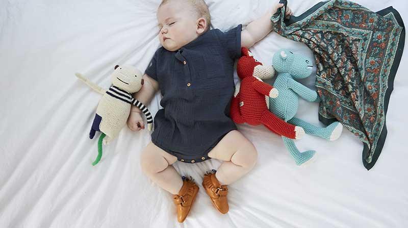 Chaussons pour enfants et bébé