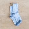 chaussettes coton biologique lazare kids ciel rayées