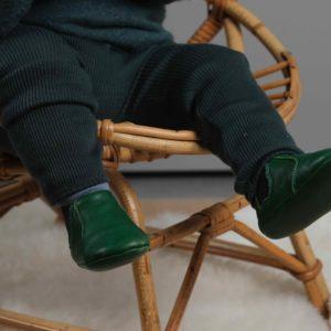 Chaussons bébé Oscar