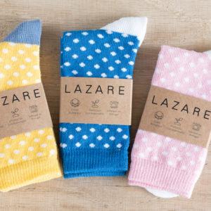 Chaussettes bébés coton bio Chloé