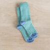 chaussettes coton biologique lazare kids à croix verte