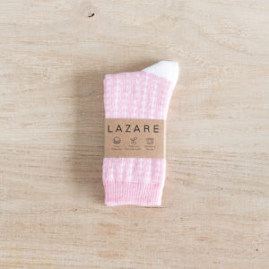 Chaussettes bébés à croix Colette