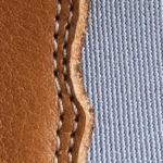 Marron-élastique gris