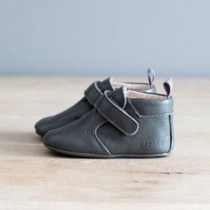 Chaussons bébé Achille gris