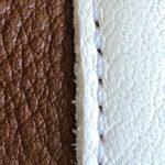 marron-blanc