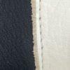 Bleu marine - blanc cassé