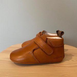 Chaussons bébé Achille calvados