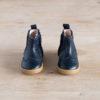 boots-chaussures-premiers-pas-Axelle-bleu-marine-vu-du-dessus