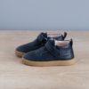 chaussures-premiers-pas-cuir-jules-bleu-marine-vu-cote