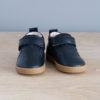 chaussures-premiers-pas-cuir-jules-bleu-marine-vu-face