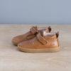 chaussures-premiers-pas-Jules-cuir-marron-vu-cote
