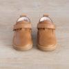 chaussures-premiers-pas-Jules-marron-vu-de-haut